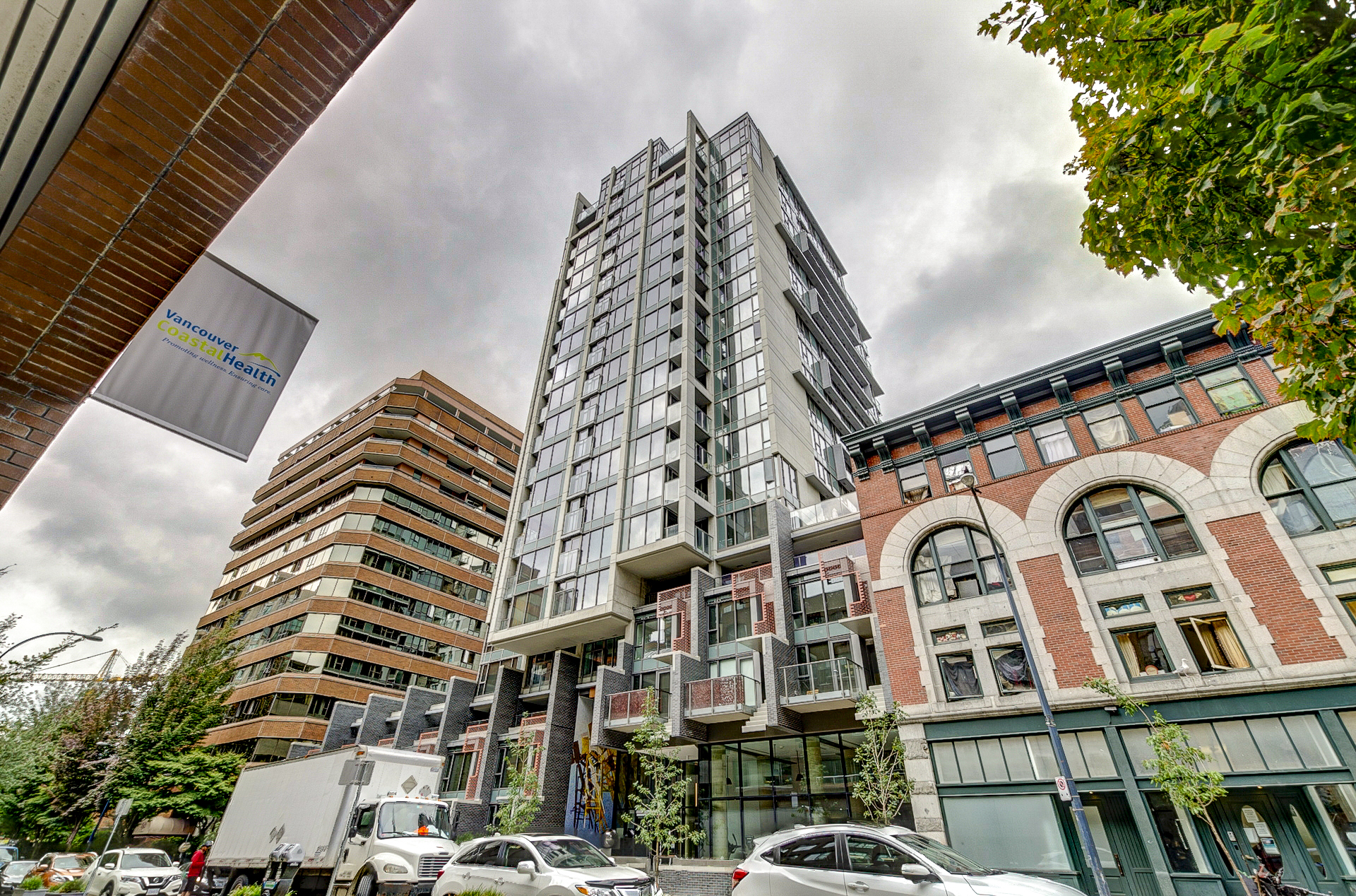 1602-1133 Hornby Street, Vancouver